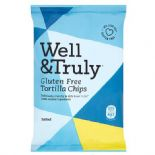 Well & Truly Gluten Free Tortilla Chips 125g